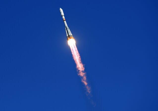 Sojuz -2.1, ilustrační foto, archiv