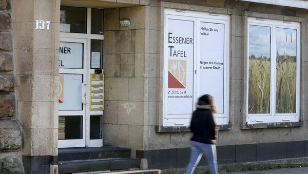 Potravinová banka Tafel v Essenu - Sputnik Česká republika