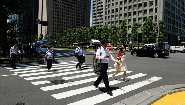 Tokio, Japonsko - Sputnik Česká republika