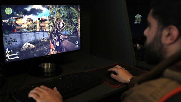 Nová videohra vám umožní zabíjení ISIS při boji s Hizballáh v Sýrii a Libanonu - Sputnik Česká republika