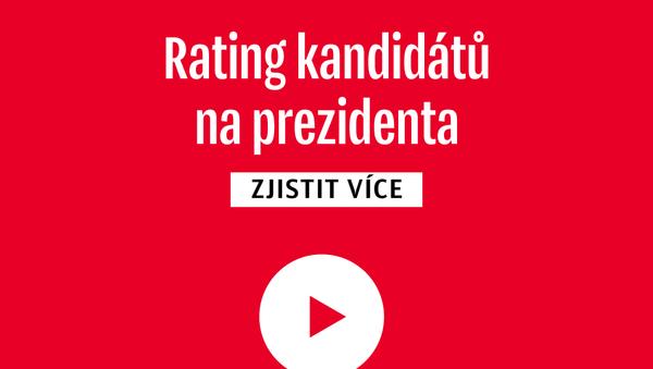 Veřejné mínění: kdo je nejpopulárnější kandidát na prezidenta v Rusku - Sputnik Česká republika