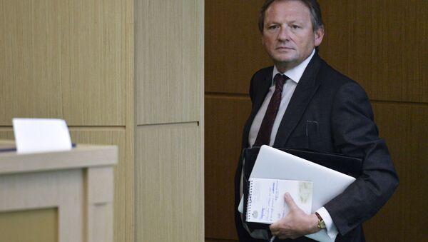 Kandidáti na prezidenta. Boris Titov - Sputnik Česká republika