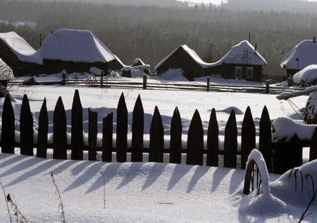 Vesnice Molebka