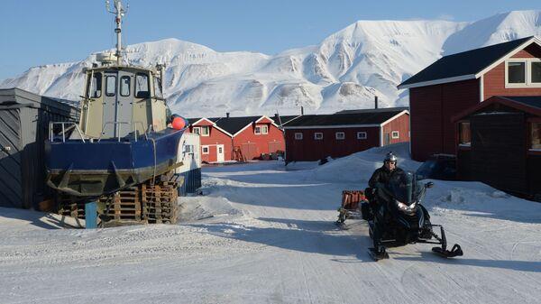 Longyearbyen - Sputnik Česká republika