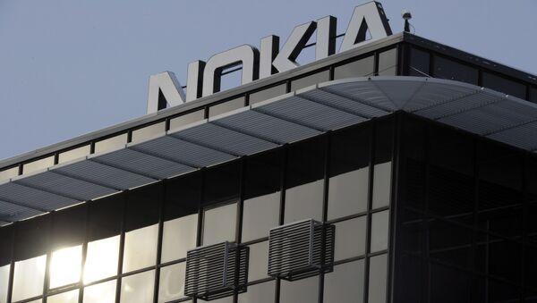 Центральный офис компании Nokia в городе Сало, Финляндия - Sputnik Česká republika
