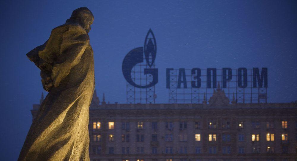 Pomník ukrajinského básníka Ševčenka v Moskvě