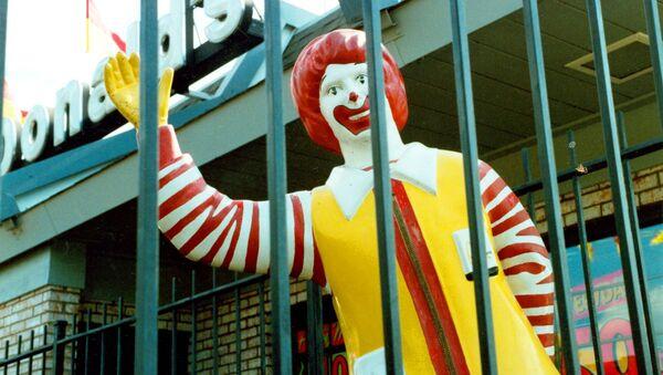 McDonald's, ilustrační foto - Sputnik Česká republika