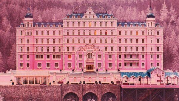 Záběr z filmu Grandhotel Budapešť - Sputnik Česká republika