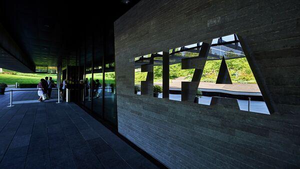 Sídlo FIFA v Curychu - Sputnik Česká republika