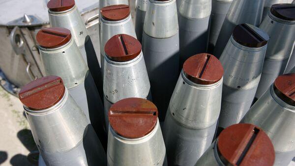 Chemické zbraně - Sputnik Česká republika