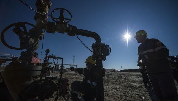 Těžba ropy na Jamalu - Sputnik Česká republika