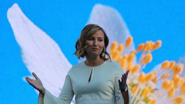 Ebba Busch Thor - Sputnik Česká republika