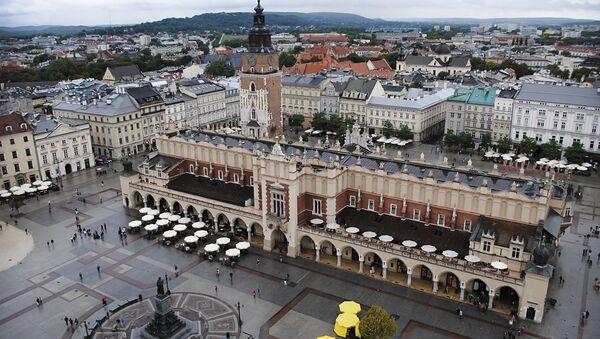 Krakov, Polsko - Sputnik Česká republika