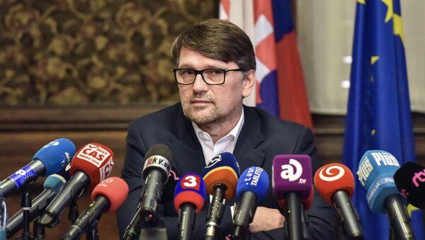Marek Maďarič - Sputnik Česká republika