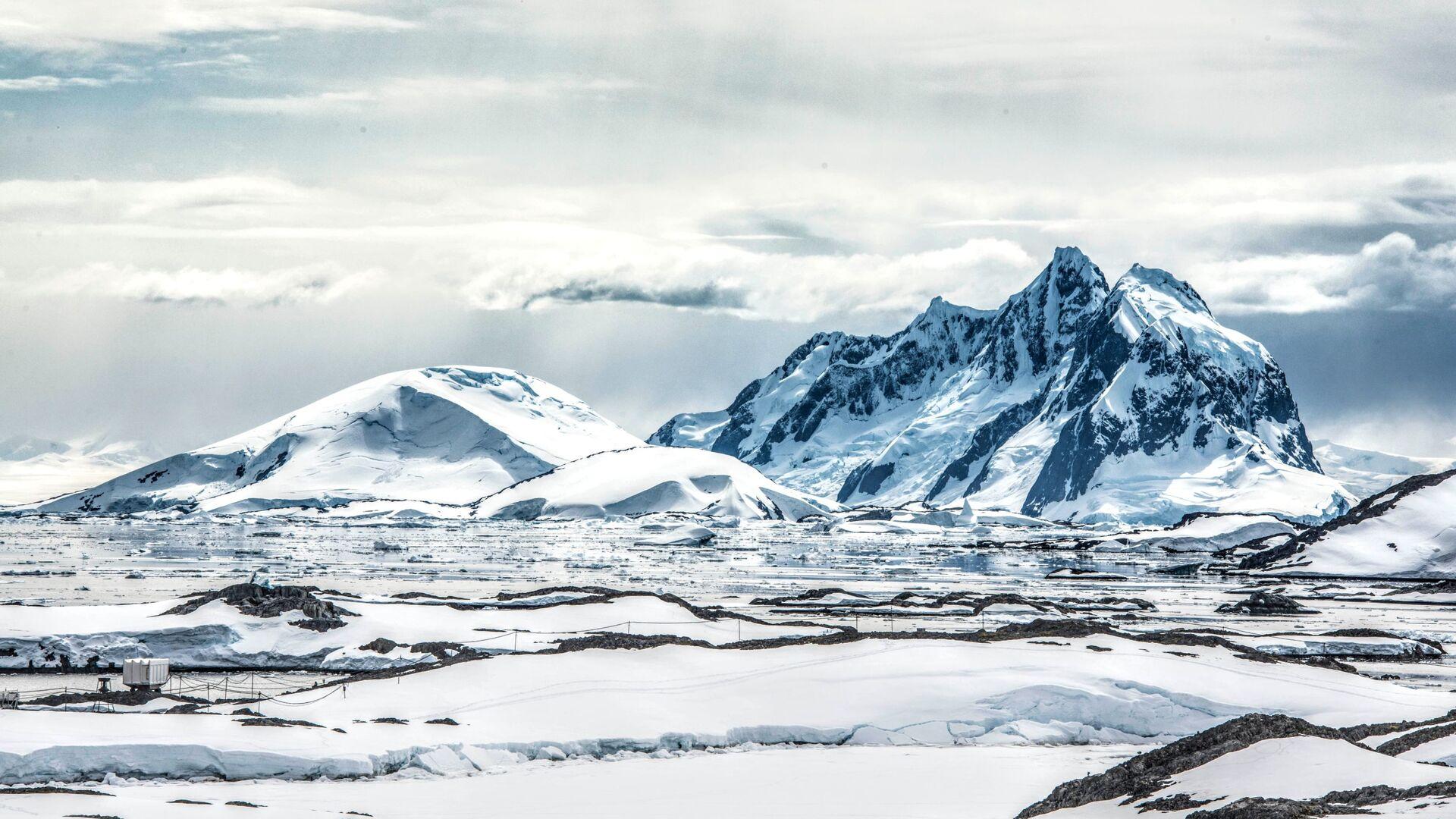Antarktida - Sputnik Česká republika, 1920, 27.06.2021
