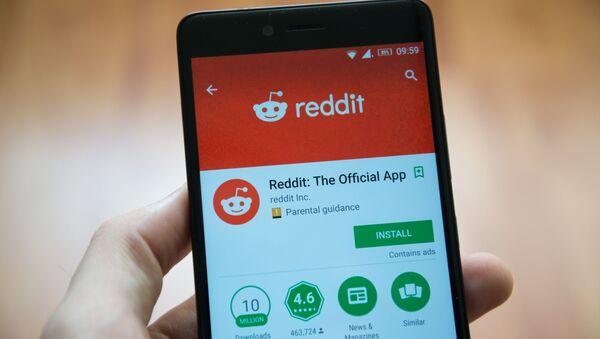 Reddit - Sputnik Česká republika