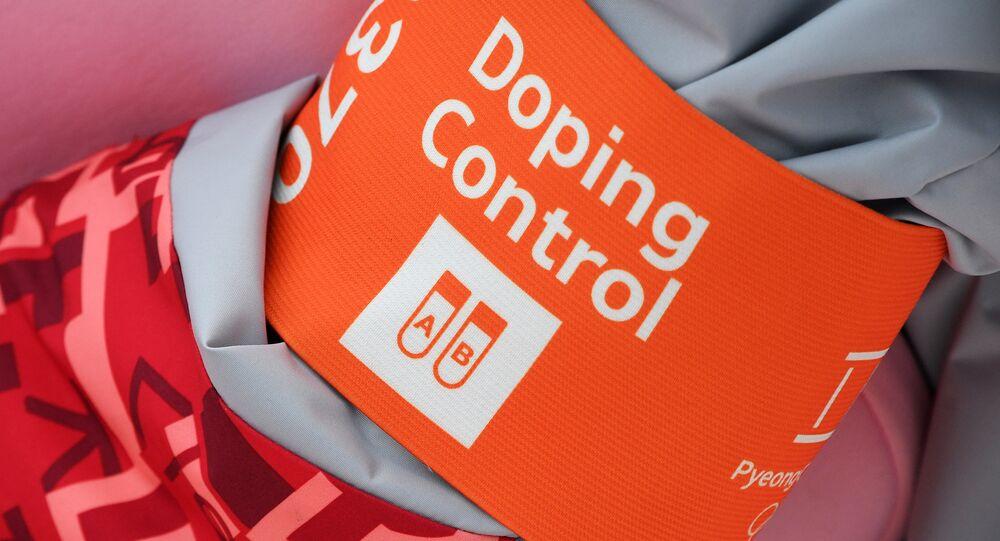 Dopingová kontrola