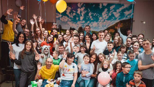 Ruská nadace Dílna štěstí bude pomáhat českým dětem - Sputnik Česká republika
