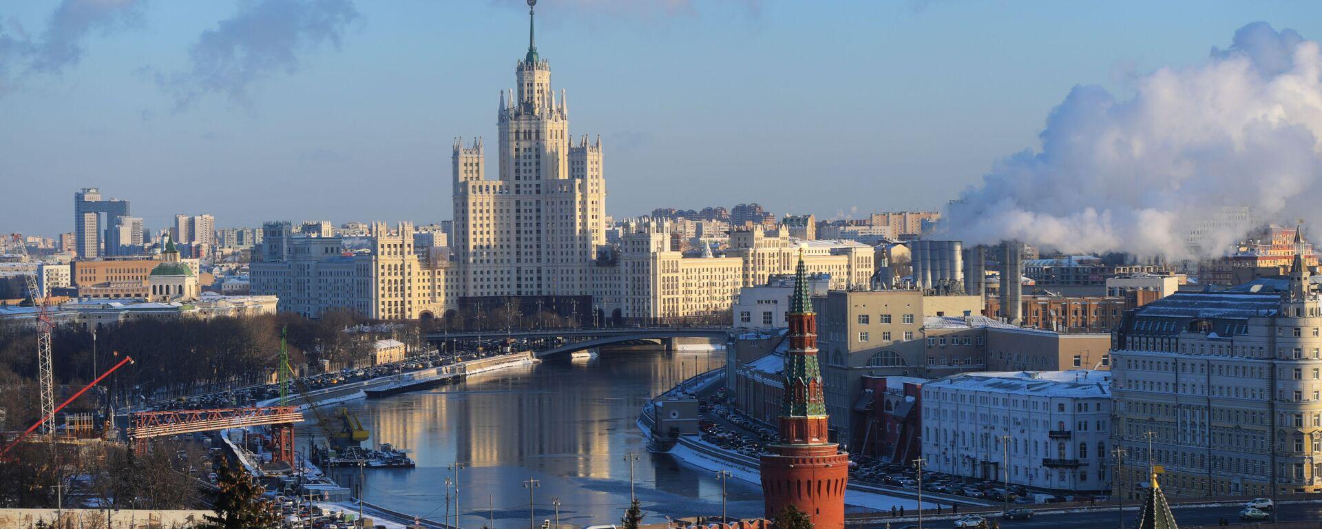 Moskva - Sputnik Česká republika, 1920, 25.05.2021
