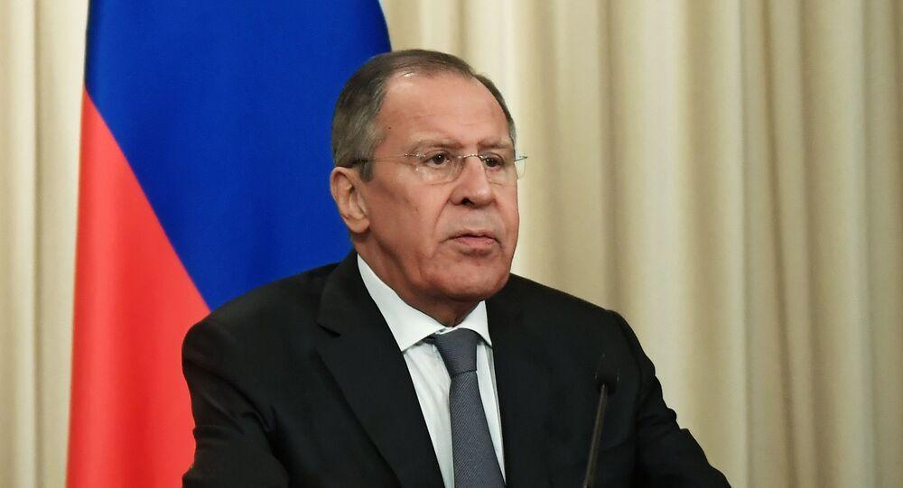 Ruský ministr zahraničí na návštěvě Pákistánu