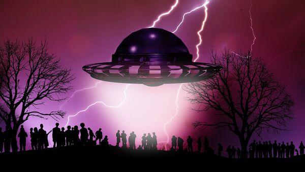UFO sighting - Sputnik Česká republika