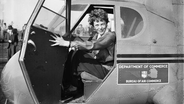 Amelie Earhartová - Sputnik Česká republika