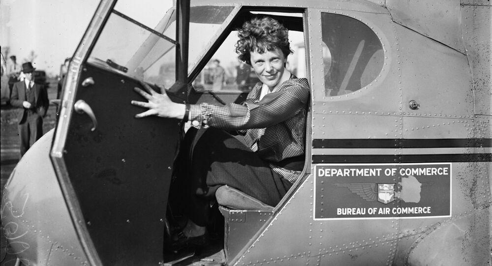 Amelie Earhartová
