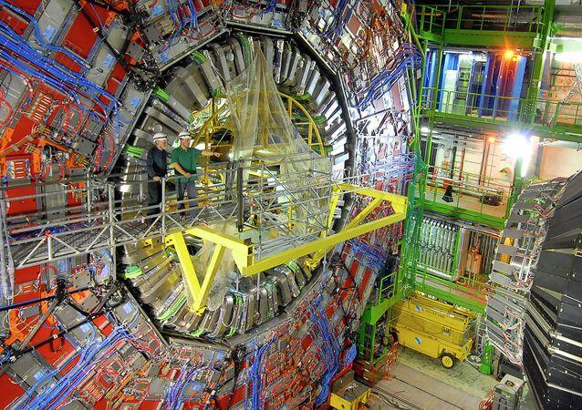 CERN. Ilustrační foto