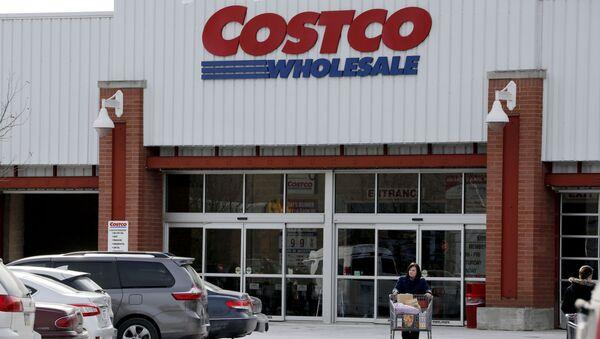 Supermarket Costco - Sputnik Česká republika