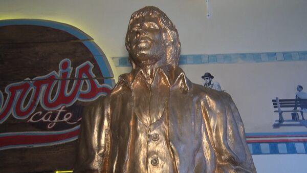 Chucka Norrisa zvěčnili sochou v hlavním městě Chorvatska. - Sputnik Česká republika