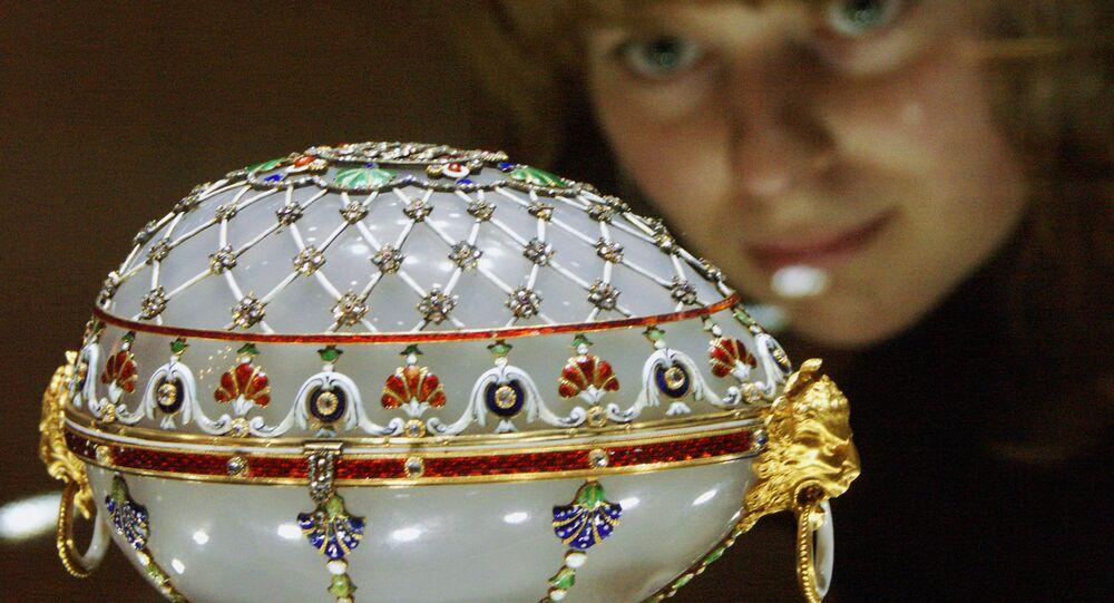 Velikonoční vejce Fabergé