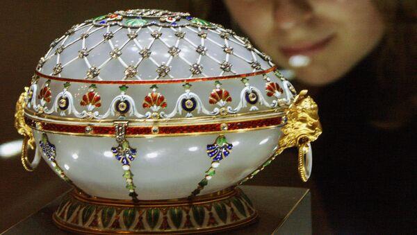 Velikonoční vejce Fabergé - Sputnik Česká republika