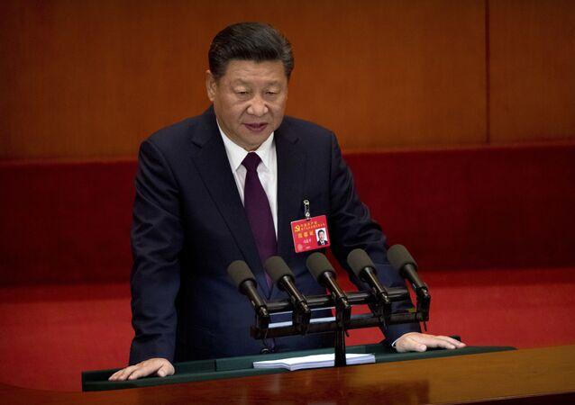 Prezident ČLR Si Ťin-pching