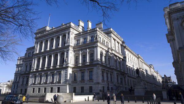 Ministerstvo zahraničních věcí v Londýně - Sputnik Česká republika