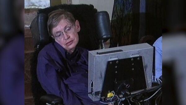 Legendární Stephen Hawking - Sputnik Česká republika