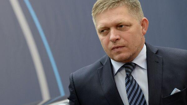 Předseda Smeru-SD Robert Fico - Sputnik Česká republika