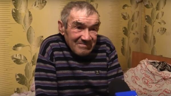 Sibiřan se vrátil do vlasti po 25 letech otroctví - Sputnik Česká republika
