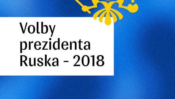 Volby prezidenta Ruska - 2018 - Sputnik Česká republika