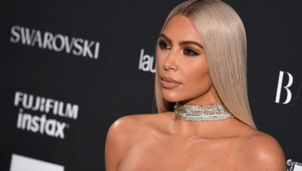Kim Kardashian - Sputnik Česká republika