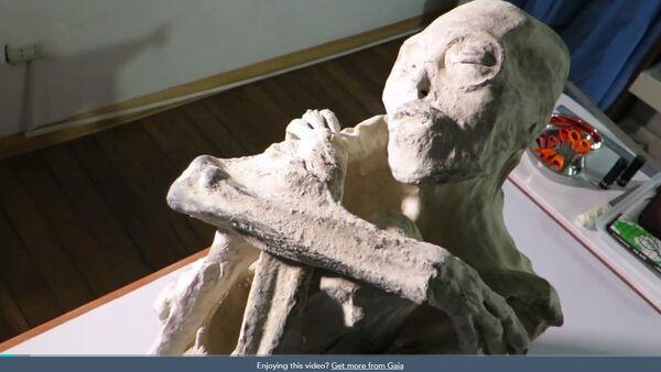 V Peru nalezená mumie - Sputnik Česká republika