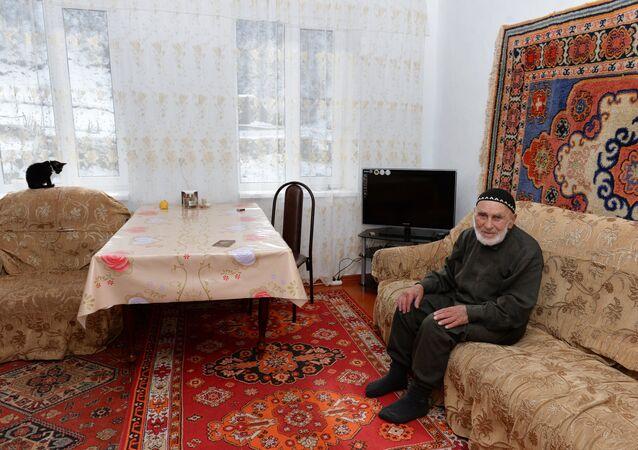 Nejstarší ruský volič Appaz Ilijev