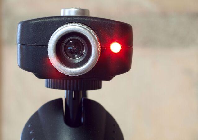 Web kamera ilustrační foto
