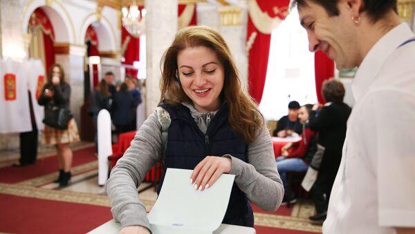 Volby prezidenta v Krasnodaru - Sputnik Česká republika