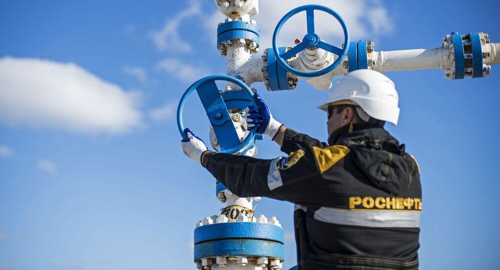 Naleziště plynu v Jamalo-něneckém okruhu