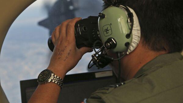 Pátrání po zmizelém MH370 - Sputnik Česká republika