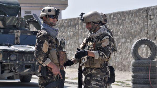 Afghánské tajné služby. Ilustrační foto - Sputnik Česká republika