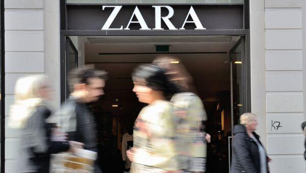 Obchod Zara ve Francii - Sputnik Česká republika