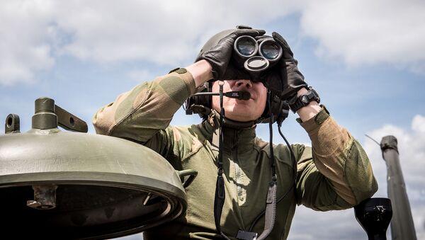 Norský voják - Sputnik Česká republika