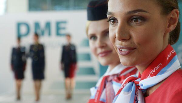 Letušky Ural Airlines - Sputnik Česká republika