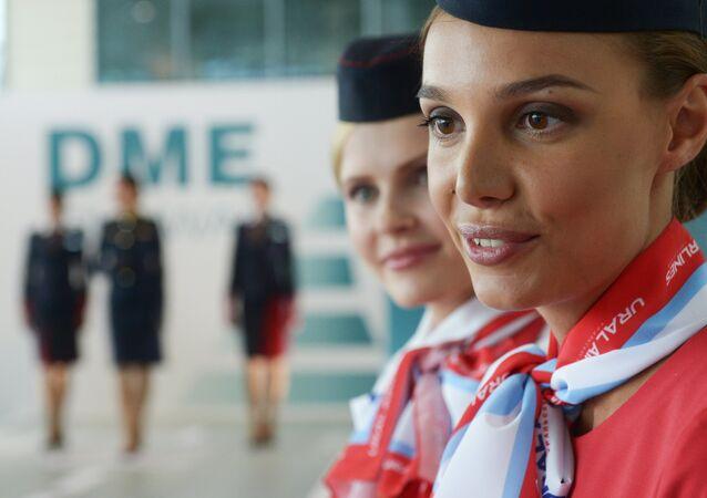 Letušky Ural Airlines